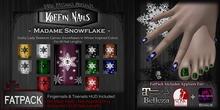 Koffin Nails - FatPack - Madame Snowflake