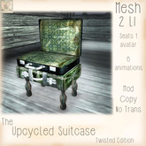 ~ASW~The Upcycled Suitcase~Twisted