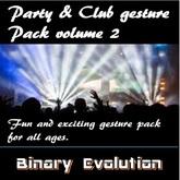 Party & Club Gesture pack Volume 2
