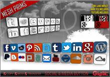 [G] Social & Media Button - Mesh 1.6