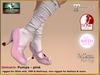 Bliensen - Unicorn - shoes for Maitreya Slink TMP Belleza - Pink
