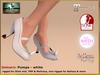 Bliensen - Unicorn - shoes for Maitreya Slink TMP Belleza - White