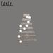 tarte. recycled christmas tree