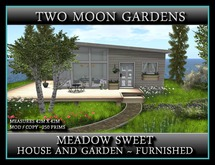 MEADOW SWEET FURNISHED HOUSE WITH GARDEN