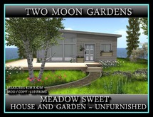 MEADOW SWEET - UNFURNISHED HOUSE WITH GARDEN