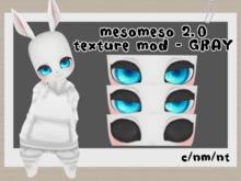 [Future Popp] mesomeso 2.0 - GRAY