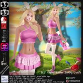 SLC Happy Easter Bunny Outfit
