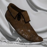 lassitude & ennui Townfolk slippers - brown