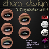 *ZD* Eyeshadow - Set 4