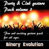 Party & Club Gesture pack volume 3