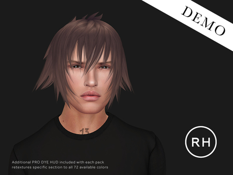 RAW HOUSE :: Noctis Hair Demo