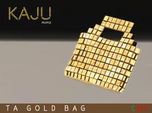 KajU People - Ta Gold bag