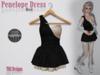 Penelope dress black product photo