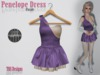 Penelope Dress Purple