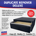DUPLICATE REMOVER DELUXE