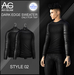 AG. #TMP. Dark Edge Sweater - 02