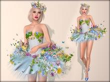 Boudoir -Spring Ballerina Dress