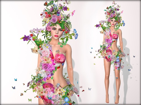 Boudoir-Spring Fairy-Gardener Needed