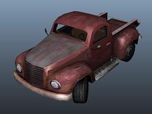 Old Truck - Full Perm