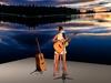 Play guitar 001