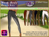 *E* Breeches Omega Applier [BOXED] Full Seat