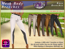 *E* Breeches Omega Applier [BOXED] Knee Breeches