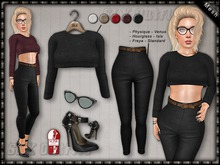 SLX Outfit - Missery