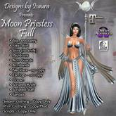 Moon Priestess Full tagFantasy