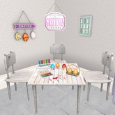 {ACD} Children's Easter Deco Set