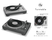 Soy. Turntable [addme]