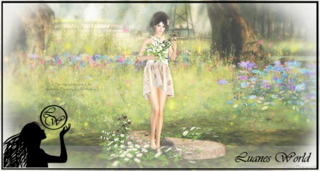 :LW: Poses New Beauty - single female pose prop