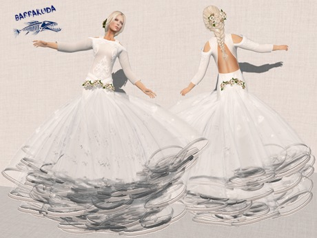 Couture Wedding Dress PROMO