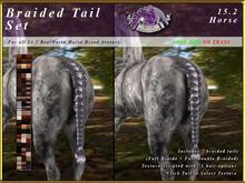 *E* Braided Tail Set [BOXED] RH  15.2