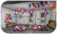 Construct - Balloon Set - 0.5 to 5 li (5 prefabs for banner)
