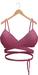 Blueberry - Georgina Mesh Yoga Tops - Maitreya Lara, Belleza Freya Isis Venus, Slink Physique Hourglass - Pink