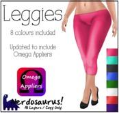 Nerdosaurus - Leggies (Omega Appliers)