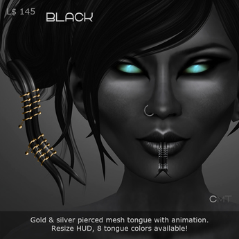 "Body Parts Truth ""Black"""