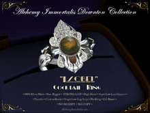 [Downton Collection] Isobel Cocktail Ring [MESH]
