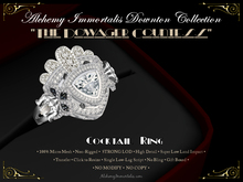 [Downton Collection] The Dowager Countess Cocktail Ring [MESH]