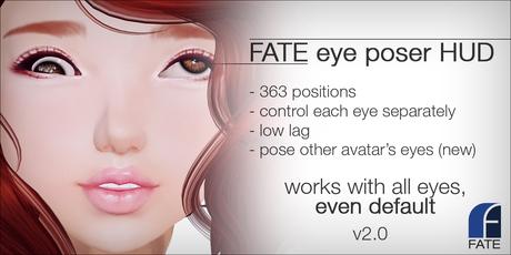 FATE Eye Poser
