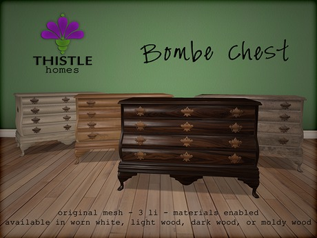 Thistle Homes - Bombe Chest Fatpack