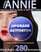 CATWA HEAD Annie Upgrade ACTIVATOR ADD-ON