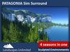 Sim Surround PATAGONIA (full sim surround)