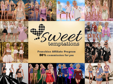 Sweet Temptations :: Franchise Start Package 50% Commission (Affiliate Reseller Program)