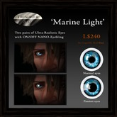 Eyes - 'Marine Light' by Trimmer Bay