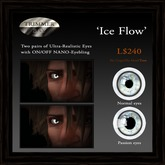 Eyes - 'Ice Flow' by Trimmer Bay