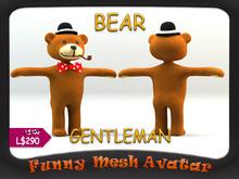 BEAR GENTLEMAN