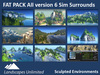 Fat pack all version 6 surrounds main