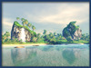 Tropical paradise surround 3