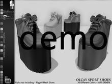 Bens Boutique - Olcay Sport Shoes - Hud Driven Demo